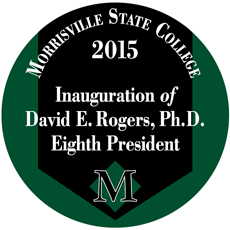 Morrisville State College 2015 - Inauguration of David E. Rogers, Ph.D., Eighth President